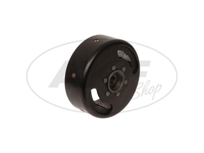Flywheel 8305.1-010 6V / 12V electronic ignition system - for Simson S50, S51, KR51 / 2 Schwalbe, SR50, S53, S70, SR80, S83 - Image #1