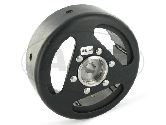 Flywheel 8307.10-010 Breaker - Simson S51, KR51 / 2 Schwalbe, SR50 - Image #1