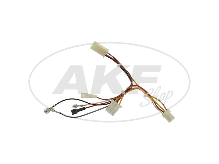 Wiring harness PVL for regulator and ignition coil - Simson S51, S70, S53, S83, SR50, SR80 - Image #1