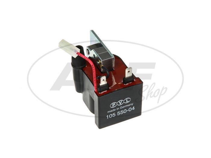 Ignition coil PVL - Simson S53, S83, SR50, SR80, SD50 - Image #1