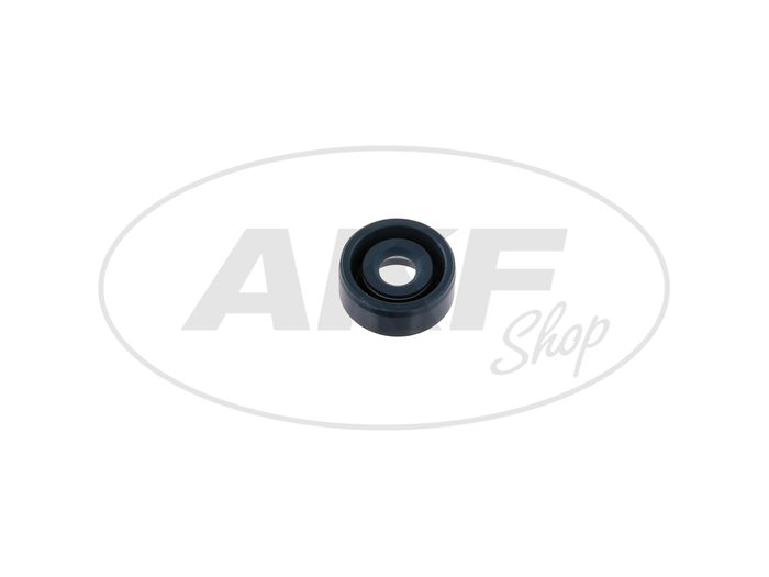 Shaft seal ring 06x16x07, blue - Simson S51, S53, S83 - Image #1