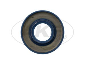 Item Image Shock seal ring 20x47x07, blue - Simson S51, KR51 / 2 swallow, SR50 - MZ ETZ125, ETZ150