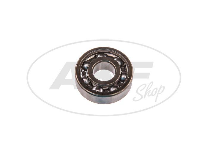 Ball bearing 6201 C3, output shaft left. - Simson S50, KR51 / 1 Swallow, SR4-1 Sparrow, SR4-2 Star, SR4-3 Sparrow, SR4-4 Habicht - MZ ETZ, TS - Image #1