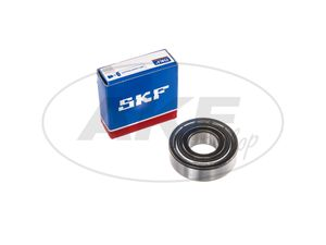 Item Image Ball bearing 6203 C3 2Z, rear wheel drive - Simson S50, S51, KR51 Schwalbe, among others
