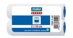 Mako Lack EW makotex plus 5 Stern 10 cm , gerade Bild 1