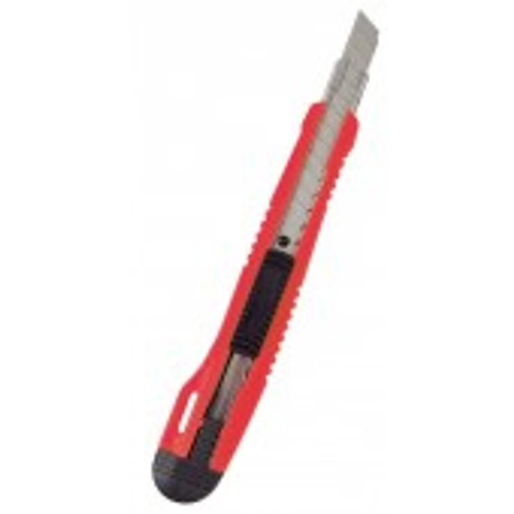 Universalmesser mit Metallführung, 3 Stern, Push-Look