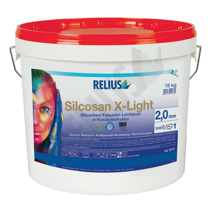 Relius Silcosan X-Light