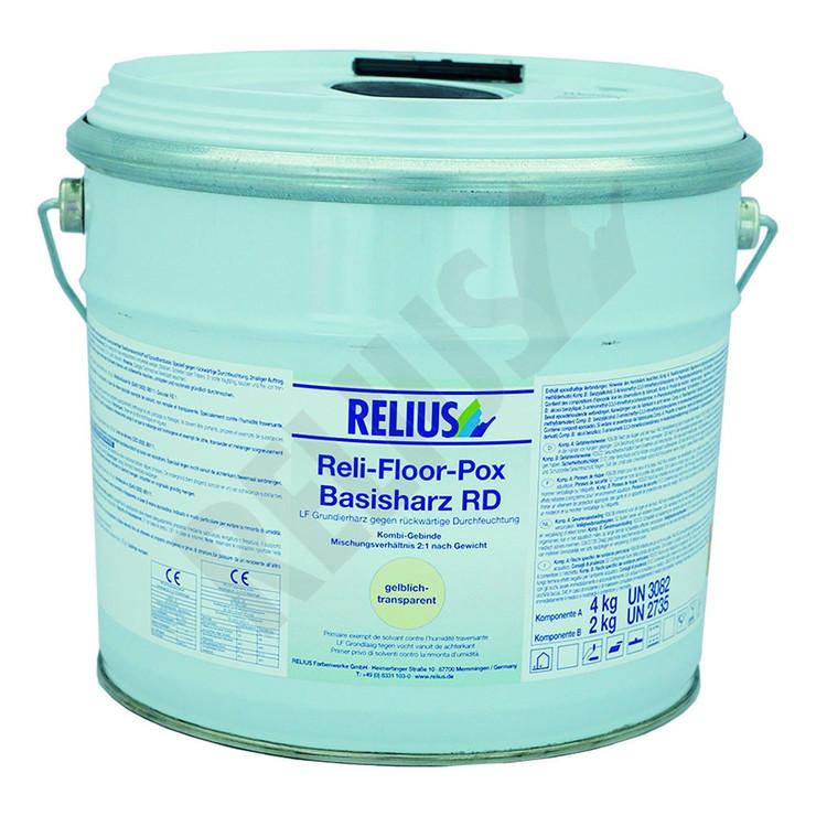 Relius Reli-Floor-Pox Basisharz RD Kombigebinde