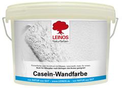 Leinos Casein-Wandfarbe 640 Bild 1