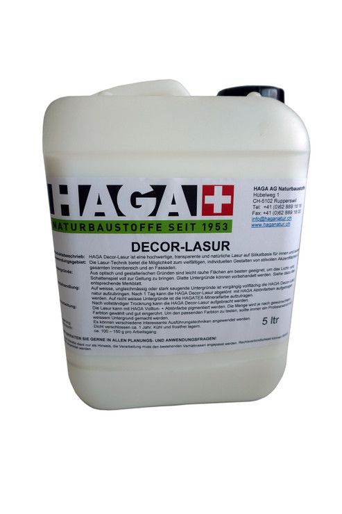 HAGA Decor-Lasur