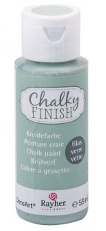 Rayher Chalky Finish for Glass Bild 6