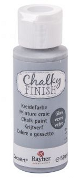 Rayher Chalky Finish for Glass Bild 5