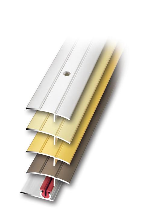 proFlex Übergangsprofil Alu-Kern, 100x3,8 cm  Bild 1