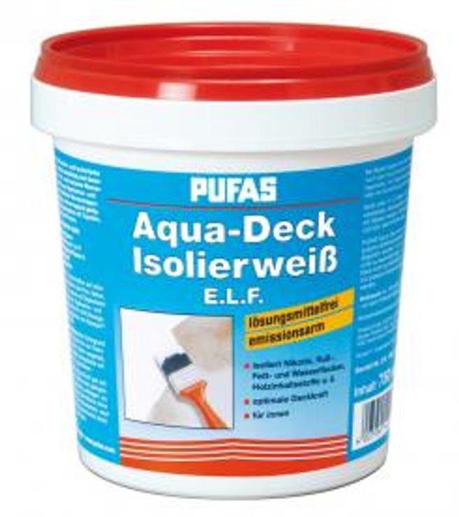 Pufas Aqua-Deck Isolierweiß E.L.F. Bild 1