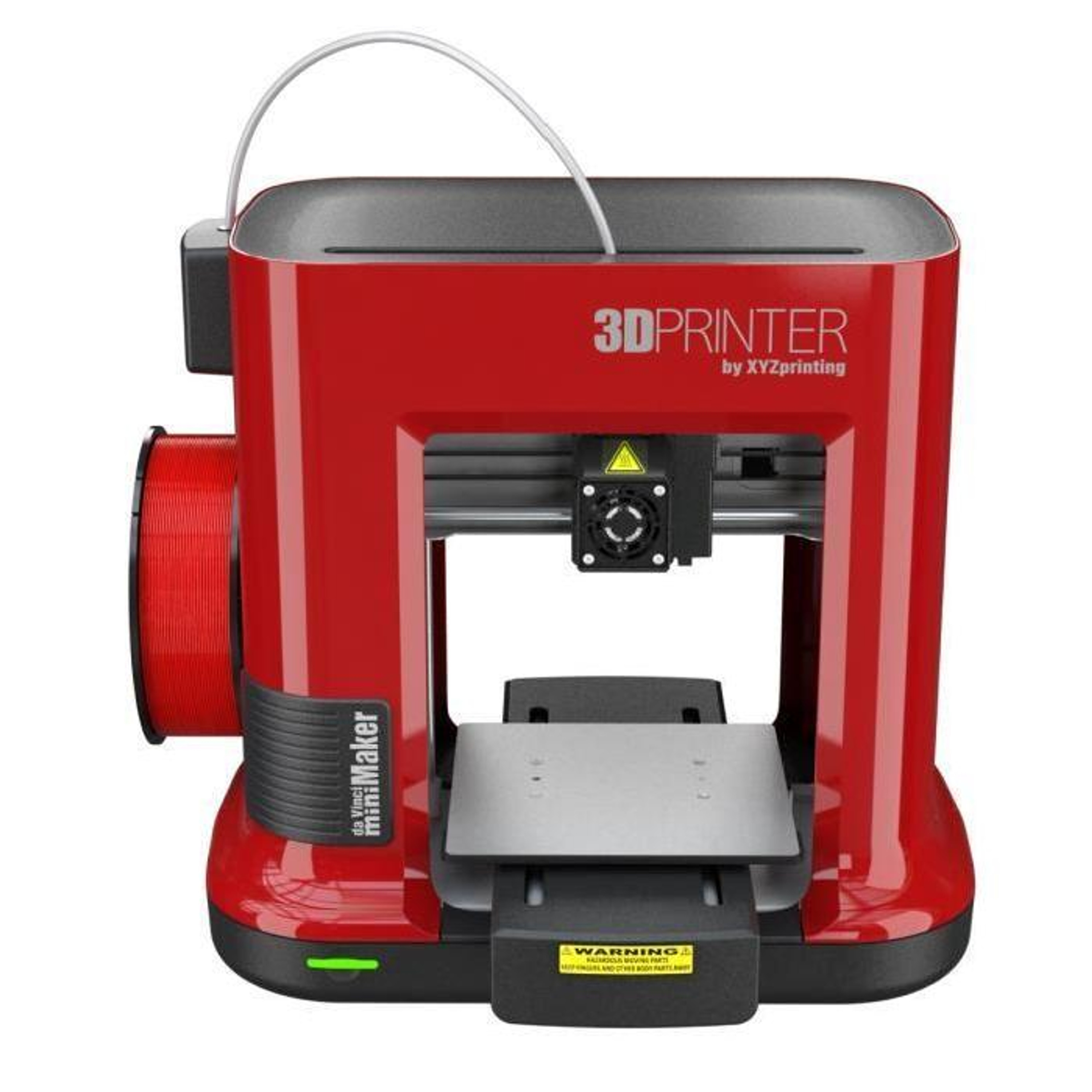 XYZPrinting 3D-Scanner 1.0A : Scanning And Printing
