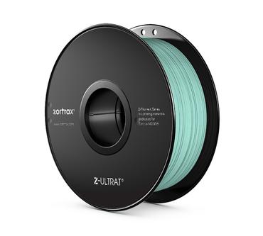 Zortrax Z-ULTRAT Filament - 1.75mm - 800g - Pastel Turquoise