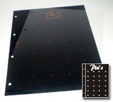 Prophila Kobra Pin-Blatt A4 schwarz