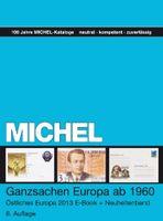 Michel Ganzsachen des östliches Europa ab 1960 (Teil 2) 8. Auflage 2013