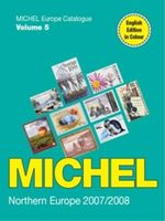 Michel Europe Catalogue Northern Europe 2007/2008