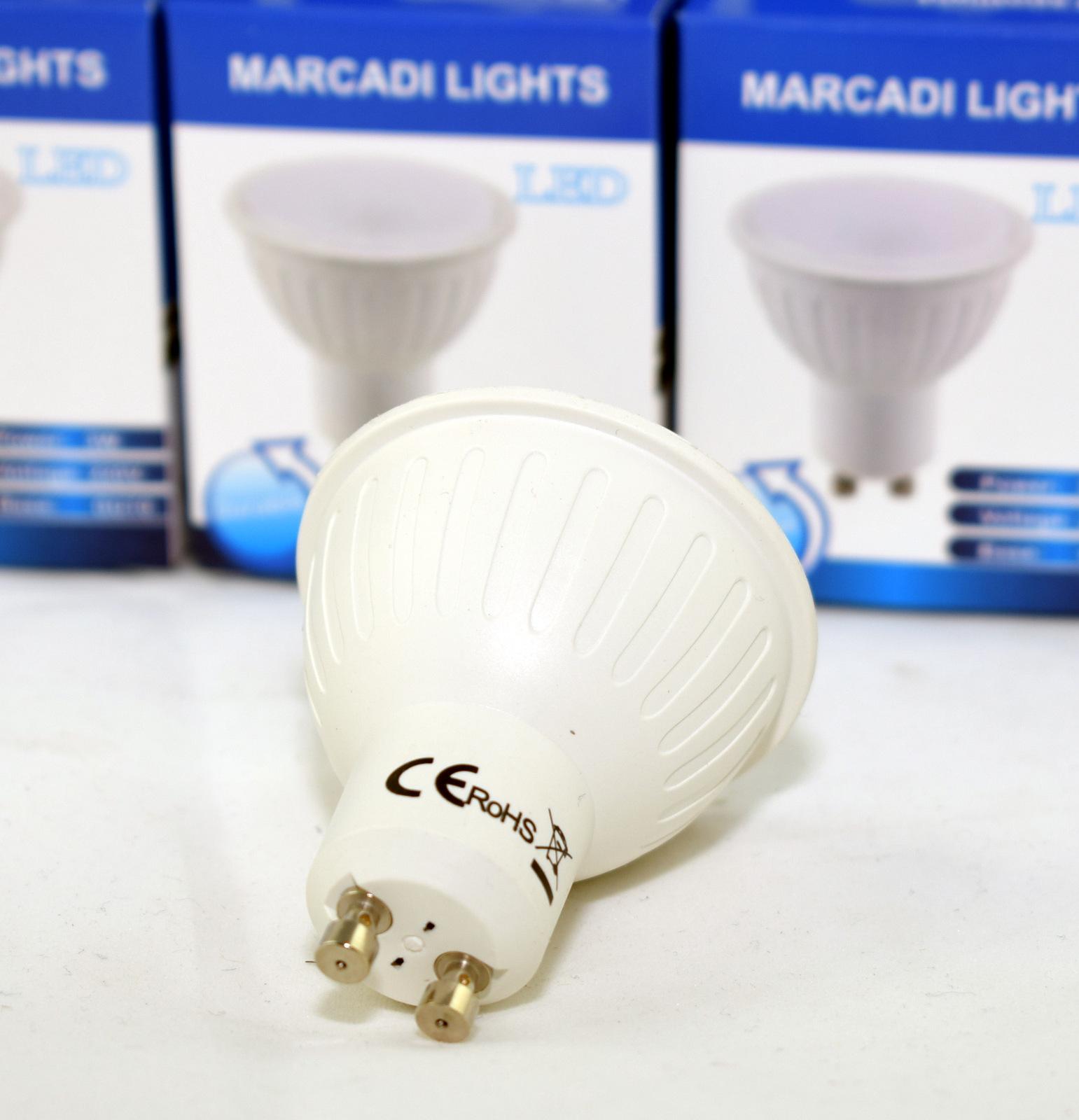 gu10 3 watt lampe leuchtmittel strahler spot mr16 240 lumen 3000k warmwei leuchtmittel gu10 led. Black Bedroom Furniture Sets. Home Design Ideas