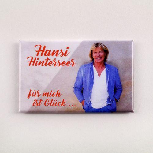 "Hansi Hinterseer - Magnet ""Glück"""