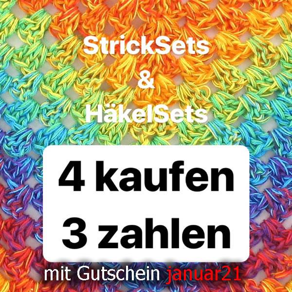 Strick- & HäkelSets