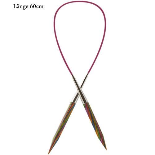 Knit Pro Symfonie Holz Rundstricknadeln 60cm
