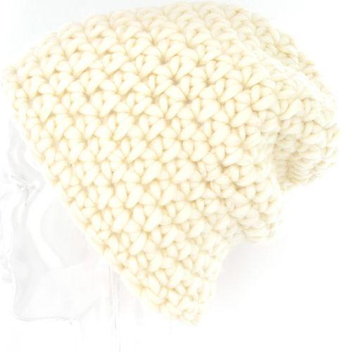 Häkelpackung cap.is Beanie solid in natur
