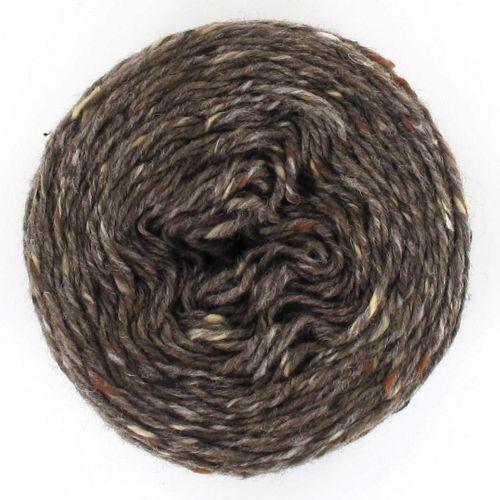 Next Yarns Chunky Tweed 100g Farbe 34741 braun