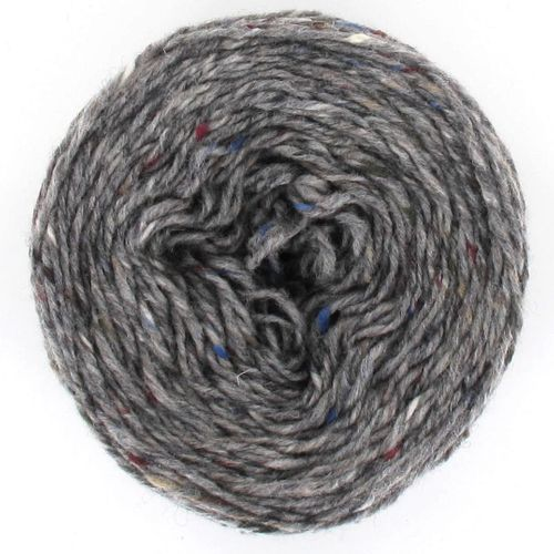 Next Yarns Chunky Tweed 100g Farbe 34809 anthrazit