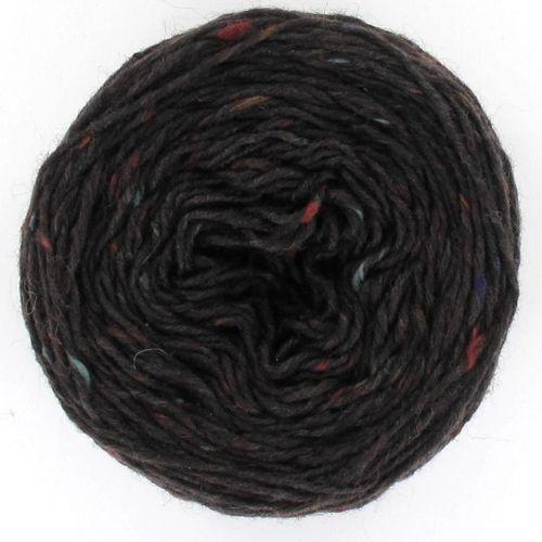 Next Yarns Chunky Tweed 100g Farbe 34826 dunkelbraun