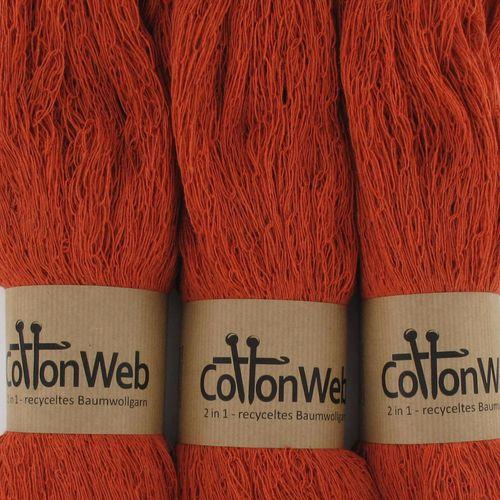 Next CottonWeb 200g Farbe 159 rost