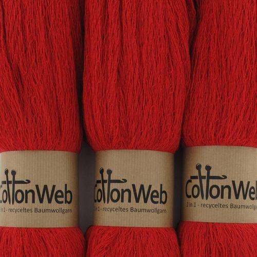 Next CottonWeb 200g Farbe 55 rot
