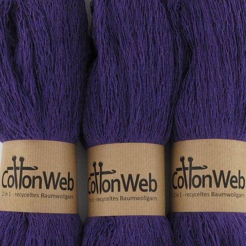 Next CottonWeb 200g Farbe 172 violet