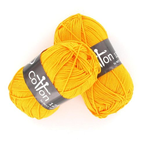 Next Yarns Cotton 125 Fb. B123 orange