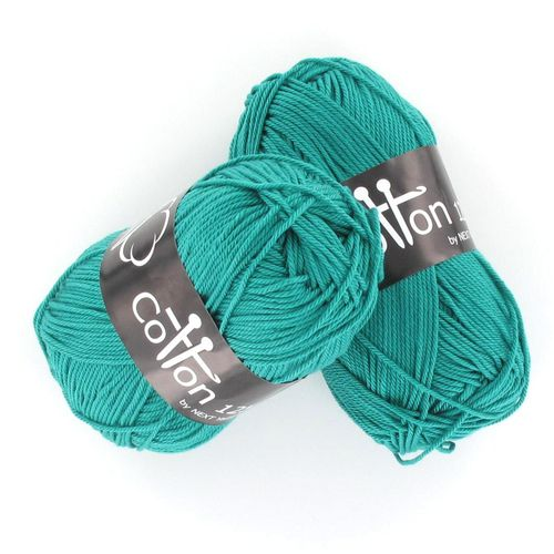 Next Yarns Cotton 125 Fb. B164 petrol