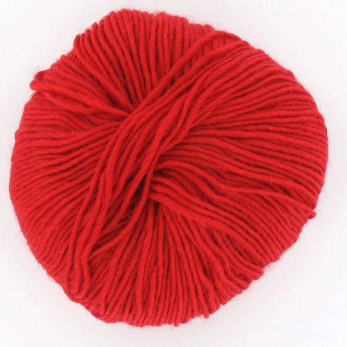 Next Yarns Dochtwolle fine 100g F132 rot