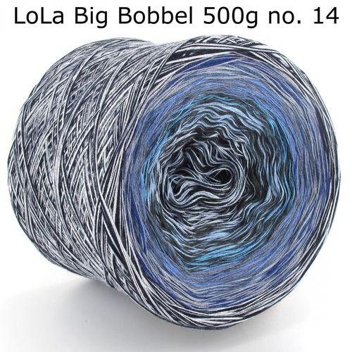 LoLa Big Bobbel 500g 4fach no. 14