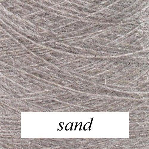 Maya Alpaca Wolle solo 100g Farbe 30 sand