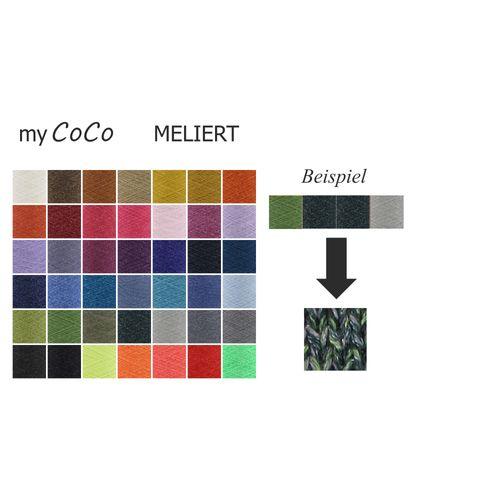myCoCo Meliert 100g handgemacht für Sie