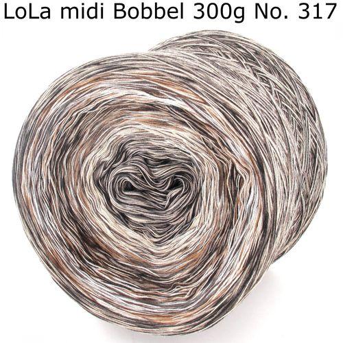 LoLa midi Bobbel 300g 4fach no. 317