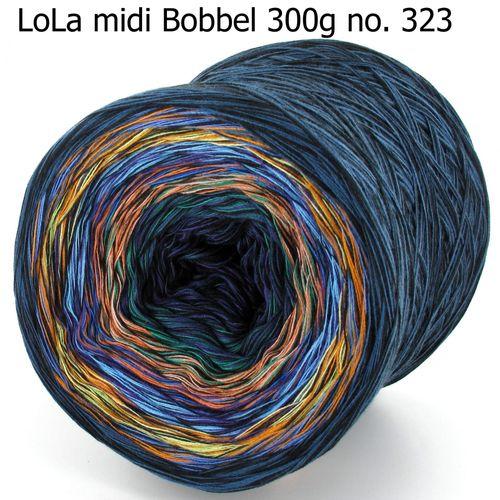 LoLa midi Bobbel 300g 4fach no. 323