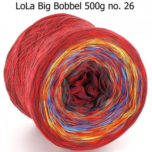 LoLa Big Bobbel 500g 4fach no. 26