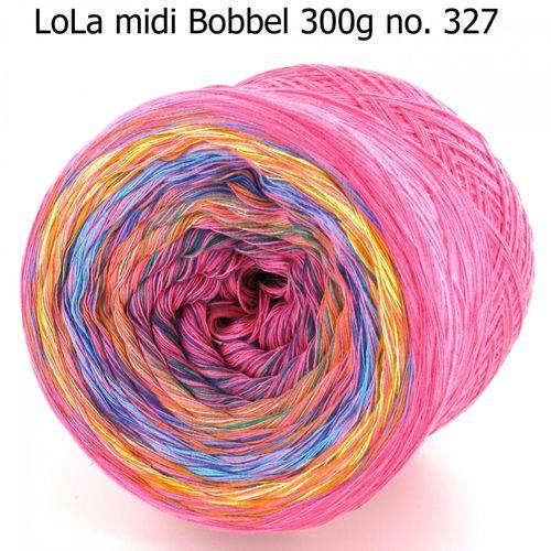 LoLa midi Bobbel 300g 4fach no. 327