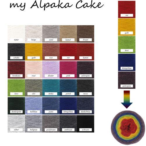 myAlpaka Cake handmade 100g