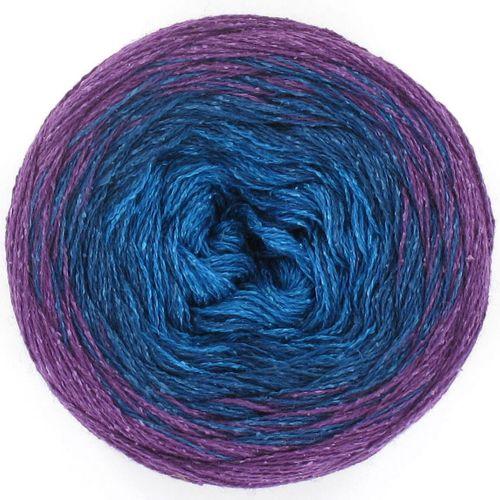 CoCo Farbverlauf Wolle Seide Fb. 733