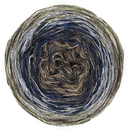 Donegal Tweed Farbverlauf Fb. 877