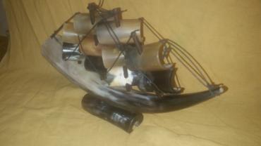 Hornschiff – Bild 1