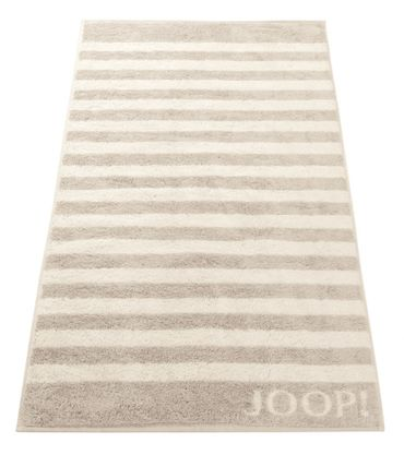 JOOP! Handtücher Stripes Sand 1610 30