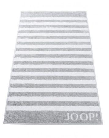 JOOP! Handtücher Stripes silber 1610 76